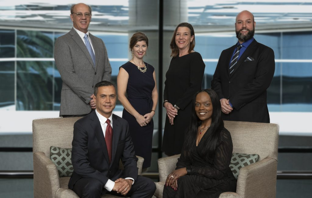 6th Street Consulting Team Photo