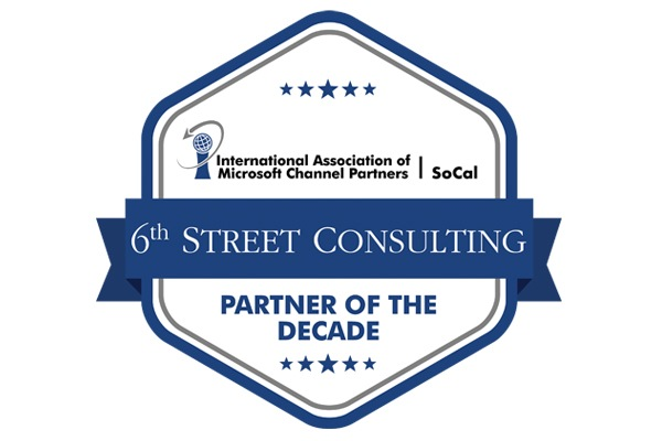 IAMCP Partner of the Decade