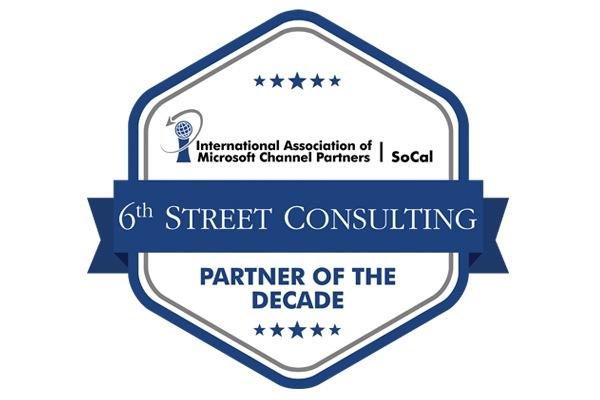 IAMCP Partner of the Decade